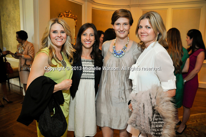 Children's Health Museum Friends & Families Luncheon at the River Oaks Country Club