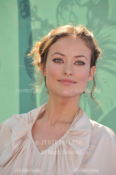 Olivia Wilde at the 2008 Teen Choice Awards at Universal Studios, Hollywood. .August 3, 2008  Los Angeles, CA..Picture: Paul Smith / Featureflash