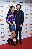 """TORONTO, ONTARIO - SEPTEMBER 08: Shailene Woodley, Drake Doremus attends """"Endings, Beginnings"""" premiere during the 2019 Toronto International Film Festival at Ryerson Theatre on September 08, 2019 in Toronto, Canada. <br /> CAP/MPI/IS/PICJER<br /> ©PICJER/IS/MPI/Capital Pictures"""