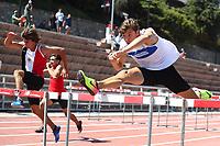 Atletismo 2018 Control de Velocidad