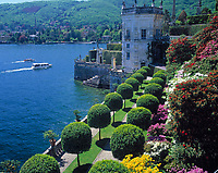 ITA, Italien, Piemont, bei Stresa, Borromaeischen Inseln, Isola Bella, Im Garten des Palazzo Borromeo | ITA, Italy, Piemont, near Stresa, Borromean Islands, Isola Bella, at garden of Palazzo Borromeo