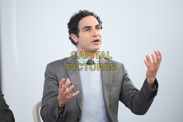 NEW YORK, NY - OCTOBER 22: Zac Posen attends Martha Stewart&rsquo;s American Made Summit on October 22, 2016 in New York City.  <br /> CAP/MPI/DIE<br /> &copy;DIE/MPI/Capital Pictures