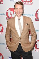 Chris Harper<br /> arriving for the TV Choice Awards 2017 at The Dorchester Hotel, London. <br /> <br /> <br /> ©Ash Knotek  D3303  04/09/2017