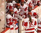 - The Boston College Eagles defeated the Boston University Terriers 3-2 in the first round of the Beanpot on Monday, January 31, 2017, at Matthews Arena in Boston, Massachusetts.