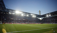 FIFA World Cup Stadium in Cologne. France defeated Togo 2-0 in their FIFA World Cup Group G match at FIFA World Cup Stadium, Cologne, Germany, June 23, 2006.
