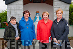 Holy people<br /> ----------------<br /> Pictured at the new Grotto in Cahereen's West Estate,Castleisland last Saturday evening were L-R Mary Broderick,Shelia Welsh,Margaret O'Leary and Noreen O'Callaghan, all from the town