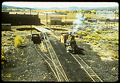D&amp;RGW #268 in Gunnison yard.<br /> D&amp;RGW  Gunnison, CO