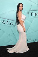 NEW YORK, NY - OCTOBER 9: Kim Kardashian at the 2018 Tiffany Blue Book Collection:&nbsp;The Four Seasons of Tiffany at Studio 525 in New York City on October 9, 2018. <br /> CAP/MPI/JP<br /> &copy;JP/MPI/Capital Pictures