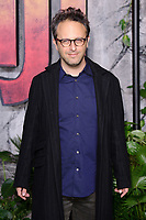 Director Jake Kasdan at the &quot;Jumanji: Welcome to the Jungle&quot; premiere at the Vue West End, Leicester Square, London, UK. <br /> 07 December  2017<br /> Picture: Steve Vas/Featureflash/SilverHub 0208 004 5359 sales@silverhubmedia.com