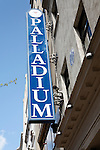 Palladium theatre London England