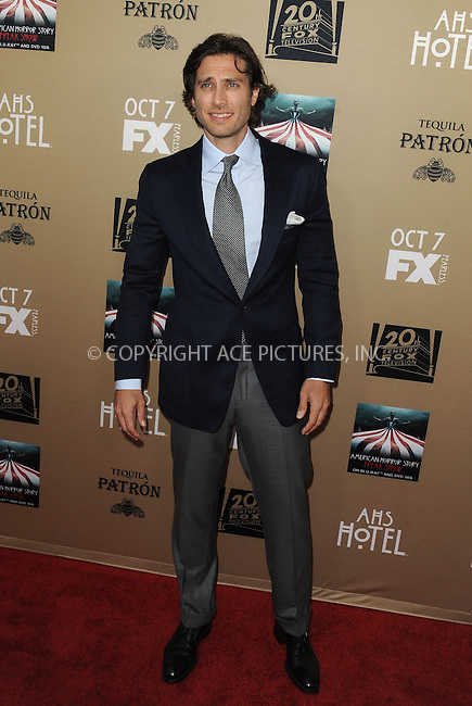 WWW.ACEPIXS.COM<br /> <br /> October 3 2015, LA<br /> <br /> Brad Falchuk arriving at the premiere of FX's 'American Horror Story: Hotel' at the Regal Cinemas L.A. Live on October 3, 2015 in Los Angeles, California.<br /> <br /> <br /> By Line: Peter West/ACE Pictures<br /> <br /> <br /> ACE Pictures, Inc.<br /> tel: 646 769 0430<br /> Email: info@acepixs.com<br /> www.acepixs.com