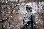 _E2_2633<br /> <br /> 1701-40 Students and Snow<br /> <br /> December 9, 2016<br /> <br /> Photography by Nate Edwards/BYU<br /> <br /> © BYU PHOTO 2016<br /> All Rights Reserved<br /> photo@byu.edu  (801)422-7322