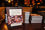 The Algonquin Round Table New York Book Signing