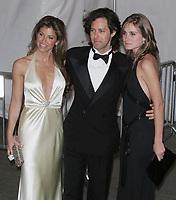 Dylan Lauren, David Lauren, Laura Bush, 2005, Photo By John Barrett/PHOTOlink