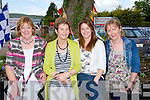 REL;AXING: Relaxing and listening to the music at the fun day at the fundraising for the Ballyfinnane Community Centre on Sunday l-r: margaret Horgan, Eileen O'Sullivan, Eleanor Foley and Margo O'Dowd (Basllyfinnane).