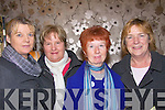 At the alternative therapy day at Ballyloughran, house, Lisselton on Sunday were Maudie O'Connor, Tarbert, margaret Leahy, Lisselton, Anita O'Riordan, Dromerin, and Liz Reidy, Ballydonoghue.   Copyright Kerry's Eye 2008
