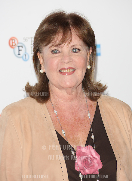 Pauline Collins at the 56th BFI London Film Festival: Quartet - photocall held at the Empire cinema, London. 15/10/2012 Picture by: Henry Harris / Featureflash