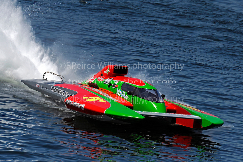 "Patrick Haworth, GP-57 ""H2Racing"" (Grand Prix Hydroplane(s)"