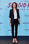 """Fanny Gautier attends to """"El Corazon De Sergio Ramos"""" premiere at Reina Sofia Museum in Madrid, Spain. September 10, 2019. (ALTERPHOTOS/A. Perez Meca)"""