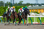 TOYOAKE,JAPAN-JUL 7: Arctos #10,ridden by Hironobu Tanabe,wins the Procyon Stakes at Chukyo Racecourse on July 7,2019 in Toyoake,Aichi,Japan. Kaz Ishida/Eclipse Sportswire/CSM