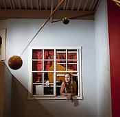 Carrboro Arts Center Director Tess Mangum Ocaña, Monday, July 16 , 2012.
