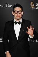 BEVERLY HILLS, CA- FEBRUARY 09: Jack Antonoff at the Clive Davis Pre-Grammy Gala and Salute to Industry Icons held at The Beverly Hilton on February 9, 2019 in Beverly Hills, California.      <br /> CAP/MPI/IS<br /> &copy;IS/MPI/Capital Pictures