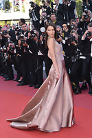 MAY 11 Bella Hadid - 'Ash Is The Purest White'  screeing arrivals - Cannes