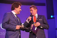 SPORT ALGEMEEN: HEERENVEEN: Trinitas, 18-02-2015, Sportgala Fryslân, Toine van Peperstraten, Jillert Anema, ©foto Martin de Jong