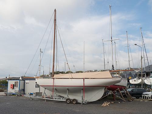 Cork Harbour One Design 'Jap'