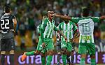Atlético Nacional venció 1-0 a Once Caldas. Fecha 17 Liga Águila I-2018.