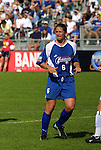 5 April 2003: Danielle Fotopoulos. The Washington Freedom defeated the Carolina Courage 2-1 at SAS Stadium in Cary, NC in a regular season WUSA game.