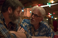 Nick Offerman &amp; Ted Danson<br /> Hearts Beat Loud (2018) <br /> *Filmstill - Editorial Use Only*<br /> CAP/RFS<br /> Image supplied by Capital Pictures