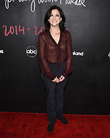 """08 February 2020 - Hollywood, California - Deborah Levin. """"How to Get Away with Murder"""" Series Finale at Yamashiro. Photo Credit: Billy Bennight/AdMedia"""