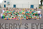 The Team Kerry Basketball Camp on Tuesday at Mercy Mounthawk..