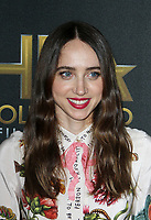 BEVERLY HILLS, CA - NOVEMBER 5: Zoe Kazan, at The 21st Annual Hollywood Film Awards at the The Beverly Hilton Hotel in Beverly Hills, California on November 5, 2017. <br /> CAP/MPI/FS<br /> &copy;FS/MPI/Capital Pictures