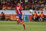 13 JUN 2010: Dejan Stankovic (SRB). The Serbia National Team lost 0-1 to the Ghana National Team at Loftus Versfeld Stadium in Tshwane/Pretoria, South Africa in a 2010 FIFA World Cup Group D match.