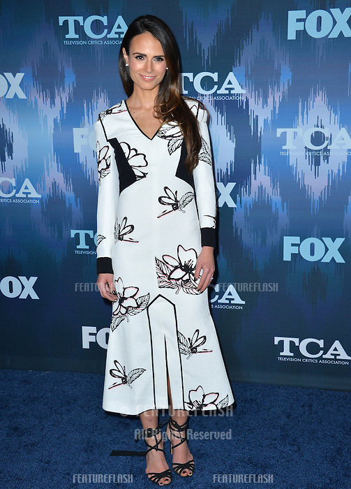 Jordana Brewster at the Fox Winter TCA 2017 All-Star Party at the Langham Huntington Hotel, Pasadena, USA 11th January  2017<br /> Picture: Paul Smith/Featureflash/SilverHub 0208 004 5359 sales@silverhubmedia.com