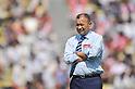 Eddie Jones Head coach (JPN), .MAY 19, 2012 - Rugby : HSBC Asian Five Nations 2012 match between Japan 67-0 Hong Kong at Chichibunomiya Rugby Stadium, Tokyo, Japan. (Photo by Jun Tsukida/AFLO SPORT) [0003].