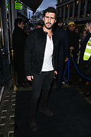 Alik Alfus arriving for James Ingham's Jog on to Cancer 2018 at Cafe de Paris, London, UK. <br /> 04 April  2018<br /> Picture: Steve Vas/Featureflash/SilverHub 0208 004 5359 sales@silverhubmedia.com