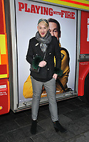 "LONDON, ENGLAND - DECEMBER 01: Lewis-Duncan Weedon at the ""Playing With Fire"" celebrity screening, Cineworld Leicester Square, Leicester Square on Sunday 01 December 2019 in London, England, UK. <br /> CAP/CAN<br /> ©CAN/Capital Pictures"