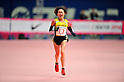 Yoshimi Ozaki (JPN), MARCH 11, 2011 - Marathon : Nagoya Women's Marathon 2012 Start & Goal at Nagoya Dome, Aichi, Japan. (Photo by Jun Tsukida/AFLO SPORT)[0003]