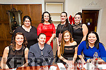 Ballybunion Family out enjoying a family Christmas at Denny Lane on Saturday Front l-r Martina Farrell, Christina McKenna, Rachel McKenna, Charlene Tidings Back l-r Ann Tidings, Christina Tidings, Michelle Tidings and Ellen Tidings
