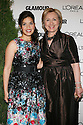 NEW YORK - NOVEMBER 10:Actress America Ferrera and Hillary Clinton attends the 19th annual GLAMOUR Women of the Year awards at Carnegie Hall on November 10, 2008 in New York City.  (Photo by Soul Brother/FilmMagic)
