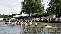 Henley on Thames. United Kingdom. Princess Elizabeth Challenge Cup. Bucks Station. St Edwards School vs Hampton School. 30.06.2016. 2016 Henley Royal Regatta, Henley Reach.   [Mandatory Credit Peter Spurrier/ Intersport Images]