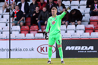 Paul Farman of Stevenage during Stevenage vs Exeter City, Sky Bet EFL League 2 Football at the Lamex Stadium on 10th August 2019