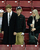 Carl Sneep (BC - 7) - The Boston College Eagles defeated the visiting Northeastern University Huskies 7-1 on Friday, March 9, 2007, to win their Hockey East quarterfinals matchup in two games at Conte Forum in Chestnut Hill, Massachusetts.