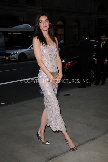 www.acepixs.com<br /> September 8, 2016  New York City<br /> <br /> Hilary Rhoda attending the The Daily Front Row's 4th Annual Fashion Media Awards at Park Hyatt New York on September 8, 2016 in New York City. <br /> <br /> <br /> Credit: Kristin Callahan/ACE Pictures<br /> <br /> <br /> Tel: 646 769 0430<br /> Email: info@acepixs.com