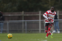Dan Hector of Kingstonian during Kingstonian vs Lewes, BetVictor League Premier Division Football at King George's Field on 16th November 2019