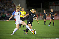 Commerce City, Colorado - Friday September 15, 2017:  The USWNT takes on the New Zealand Women's National Football Team at Dick's Sporting Goods Park.