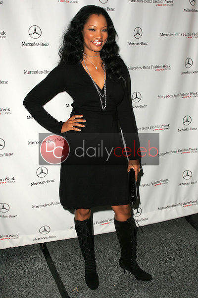 Garcelle Beauvais<br />attending the second day of Mercedes-Benz Fashion Week. Smashbox, Culver City, CA. 10-17-05<br />Dave Edwards/DailyCeleb.com 818-249-4998